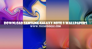 Download Samsung Galaxy Note 9 Stock Wallpapers