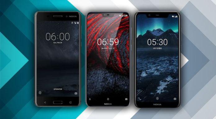 Nokia 6.1 Plus and Nokia 5.1 Plus