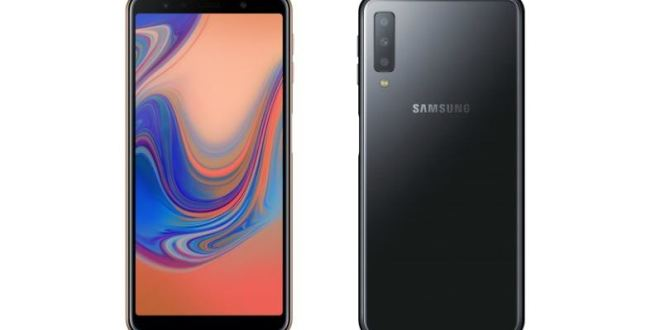 Samsung Galaxy A7 (2018) Launched in India with Three Rear Cameras