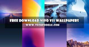 Free Download Vivo V11 Stock Wallpapers