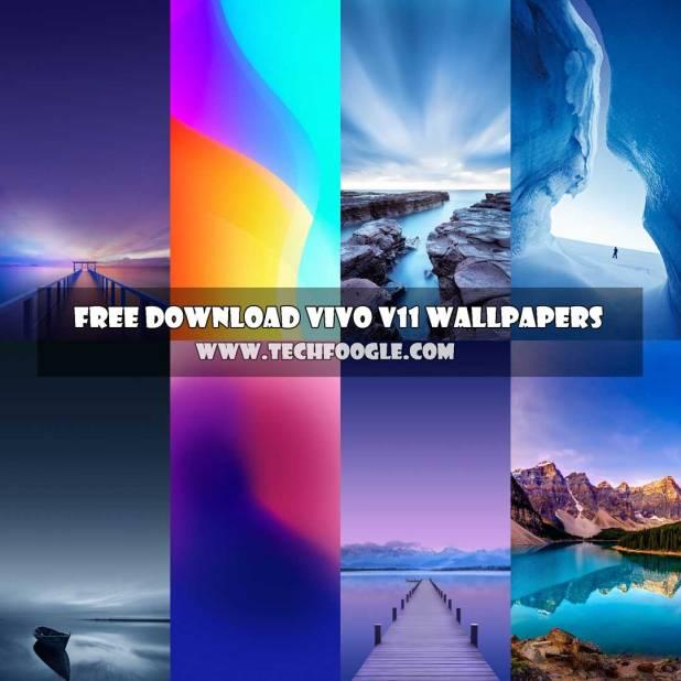 Free Download Vivo V11 Stock Wallpapers
