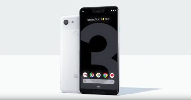 Google Pixel 3 and Pixel 3 XL Official Image
