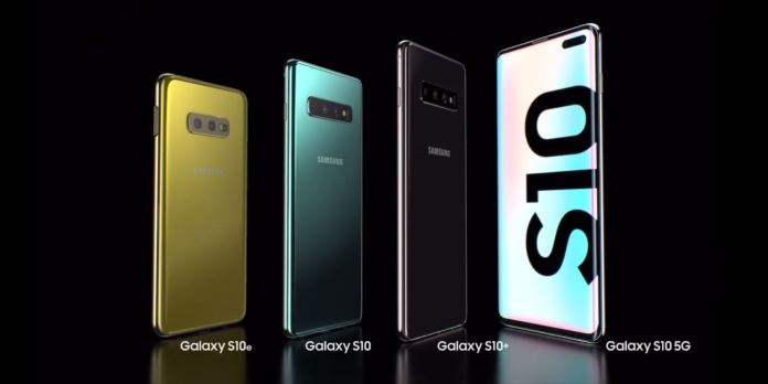 Samsung Galaxy S10, Galaxy S10+ and Galaxy S10e Launched, Price, Specs