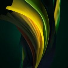 Silk_Green_Dark- iPhone SE 2020 - TechFoogle