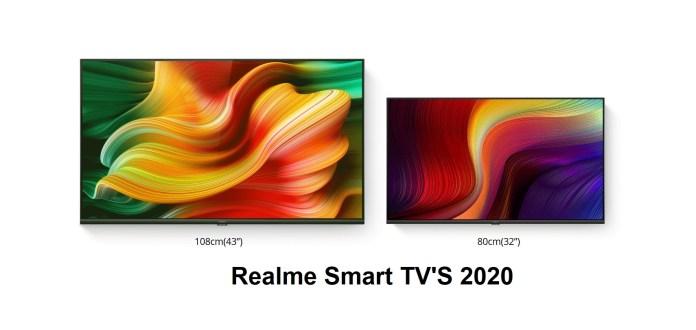 realme tvs