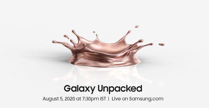 Samsung Galaxy Note 20 Series Unpacked