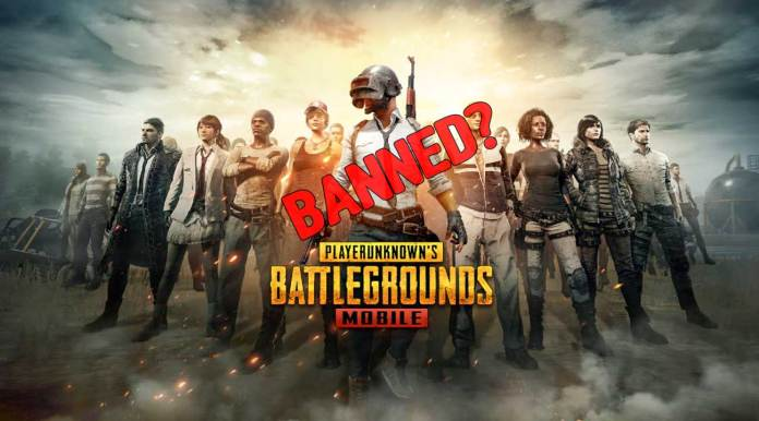 PUBG Mobile Banned