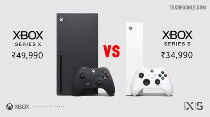 Xbox Series S Vs Xbox Series X Comparison