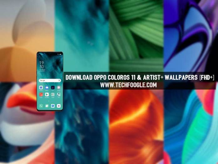 Oppo-ColorOS-11-&-Artist+-Wallpapers