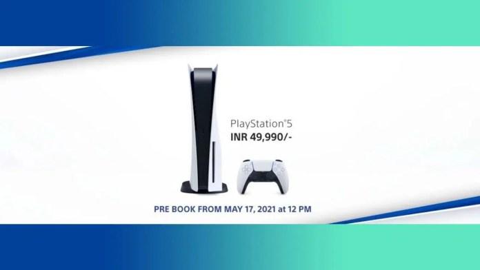PS5-restock-India