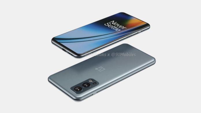 OnePlus Nord 2 Side Design Leak