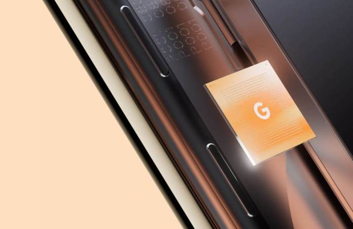 Tensor is Google's first custom chip, and it will power the Pixel 6 and 6 Pro