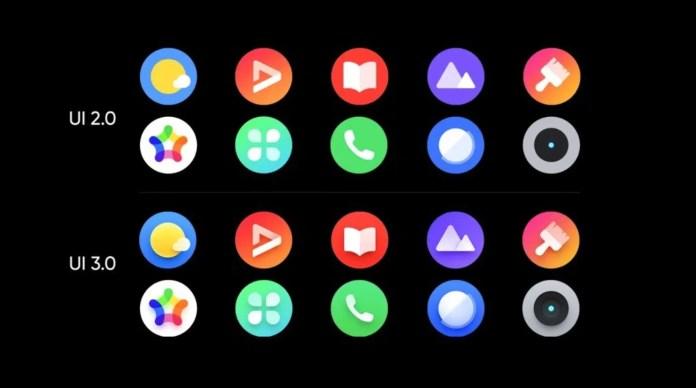 Realme UI 3.0 Icons