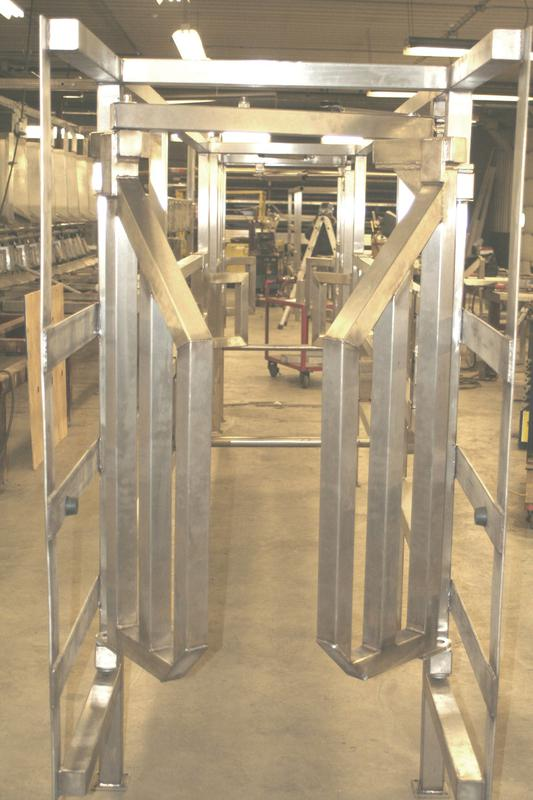 Automatic Sort Gates for dairy parlors