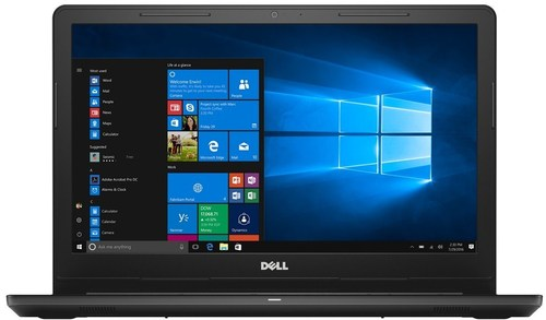 Keep up with your friends, work on research papers or just enjoy funny videos online with this Dell Inspiron 15 3000 Series I3576-5511BLK-PUS laptop. The portable PC comes with 1 TB of hard drive space to storage songs, videos, games and more, and the wireless connectivity means you can access the Internet without plugging in any cables.