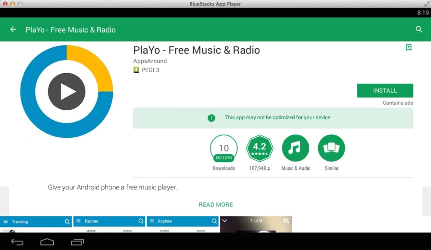 free music downloads for windows 8