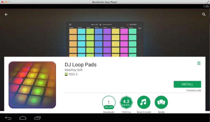 dj-loop-pads-for-pc-using-bluestacks