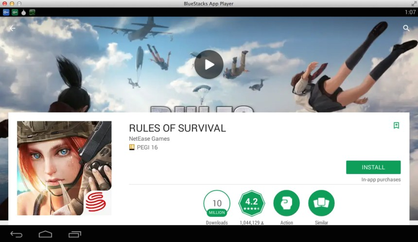 Download Rules of Survival for PC - Windows 7, 8, 10 & Mac