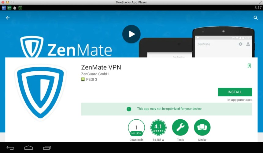 Download and Install ZenMate VPN for PC - Windows 7, 8, 10
