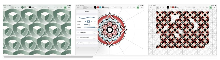 amaziograph-app-screenshots