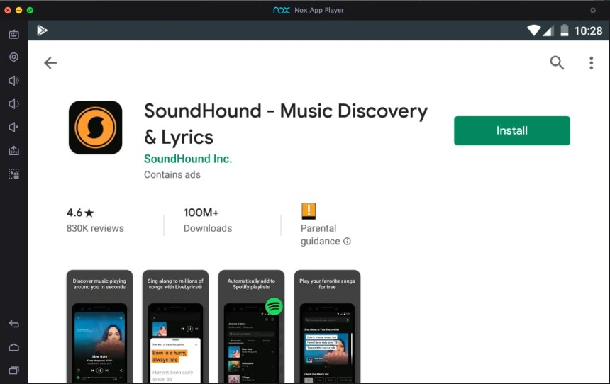 soundhound-app-windows-mac-installation