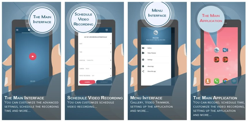 irecoreder-video-recorder-app-interface-features