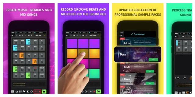 mixpads-android-app-screenshots