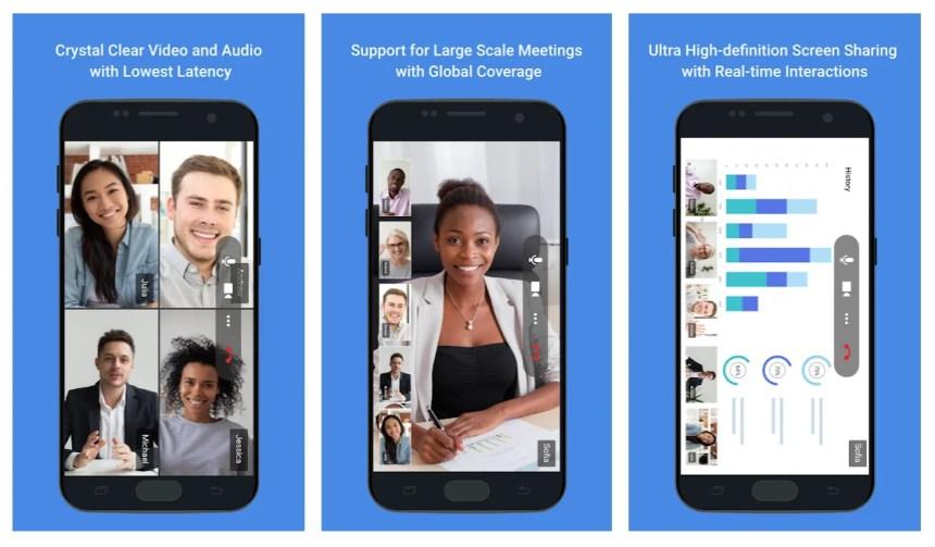 teamlink-video-conference-tool-screenshots
