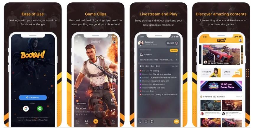 booyah-app-screenshots