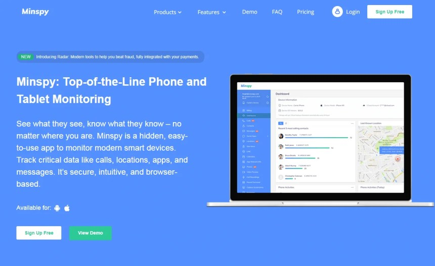 minspy-homepage