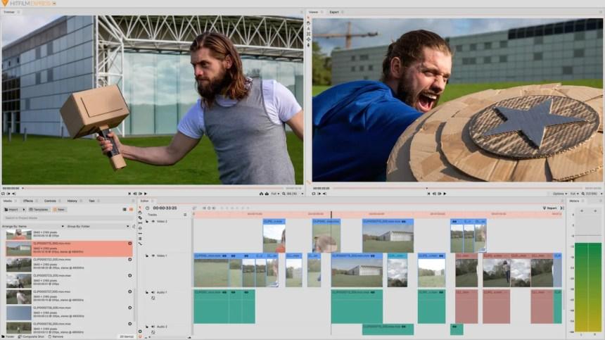 hitfilm-express-video-editing-software
