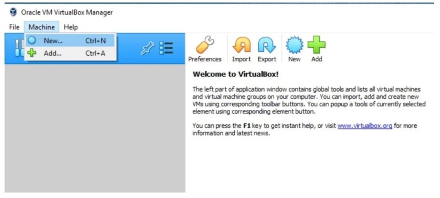 new-machine-virtualbox