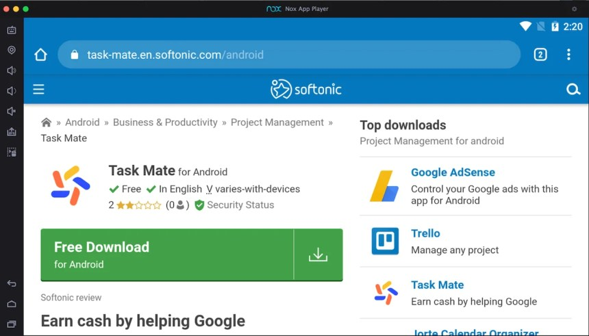 task-mate-download-via-nox-app-player
