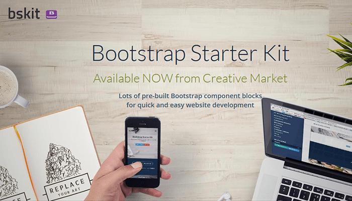 Bootstrap-starter-kit