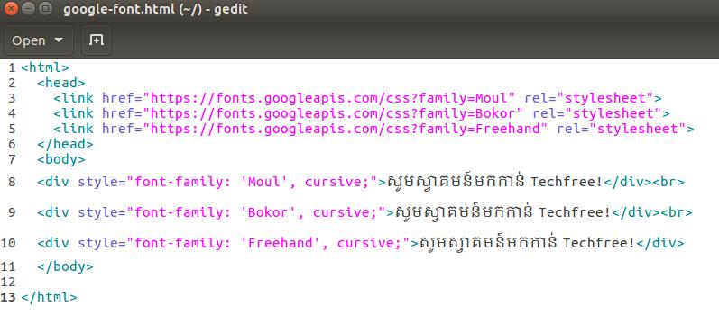 google-font22