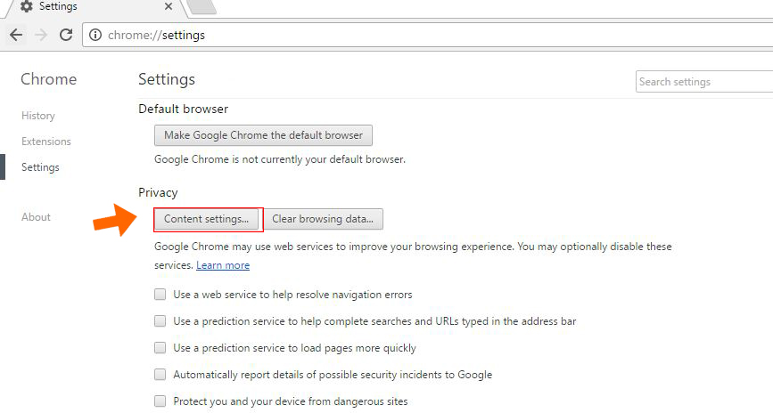 google-chrome-setting1