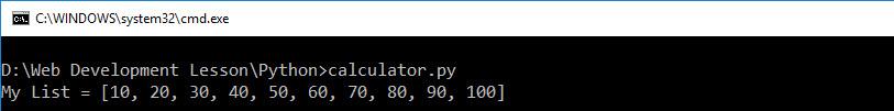 lsit_add_python_result