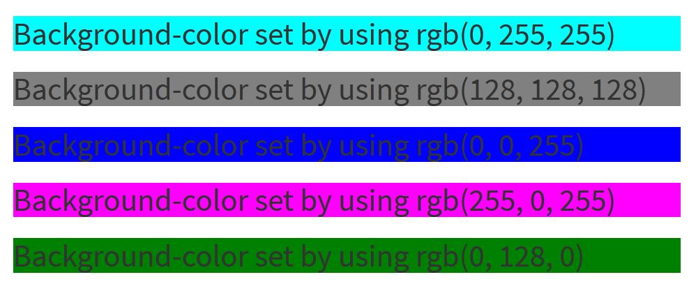 rgb-color-html5