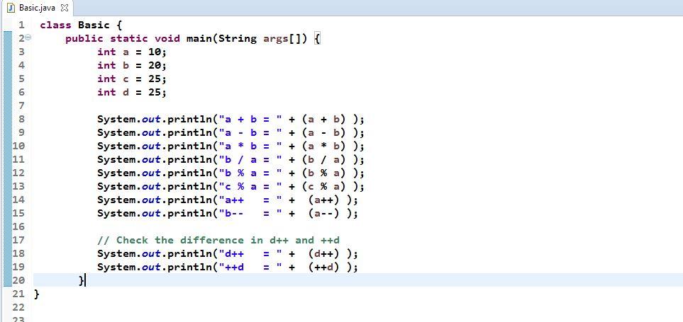 arithmetic-operators