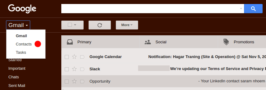 list-gmail