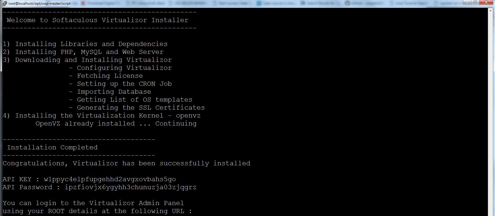loginvirtualizor