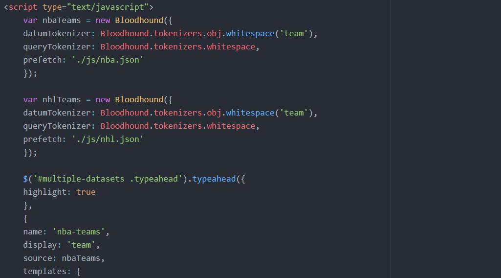 javascript-multiple