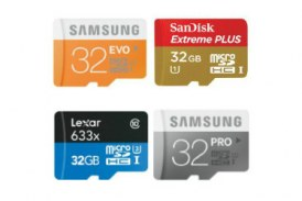 The best micro SD cards of 2018 for photography, gopro and 4k action cams