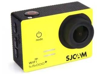 Sj5000+ Plus action camera review