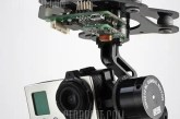 DYS Smart3 Review: 3-axis Brushless Gimbal for Gopro Camera