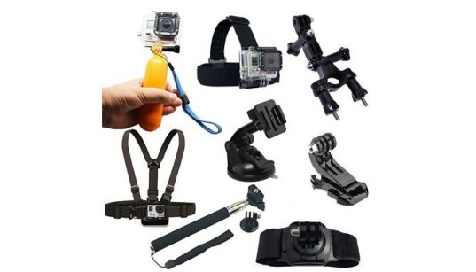 Accessory-kit-action-cam