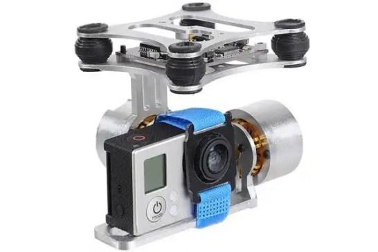 FPV Brushless PTZ Gimbal Controller for GoPro 3 - 4 DJI Phantom