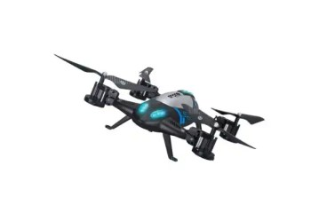Lishitoys L6055 Quadcopter + RC Car Review