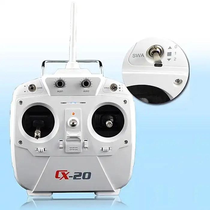 cx-20-remote-controller