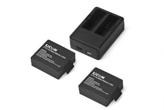 Original SJCAM 2 Battery + Charger Set